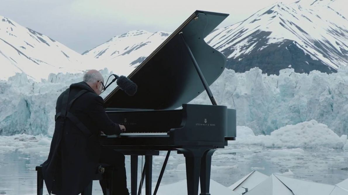 "Ludovico Einaudi - ""Elegy for the Arctic"" - Official Live"
