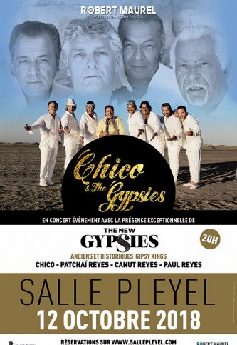 Chico And The Gypsies Avec The New Gypsies