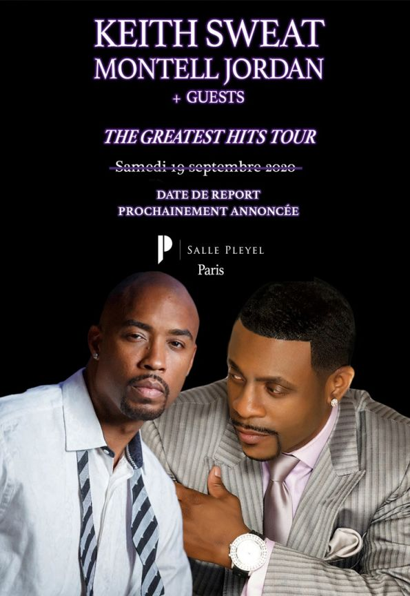 Keith Sweat + Montell Jordan + Guests