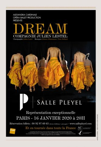 Dream – Compagnie Julien Lestel
