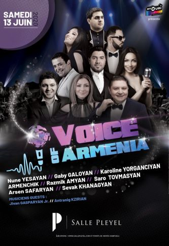 Voice Of Armenia
