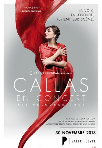 Callas - The Hologram Tour