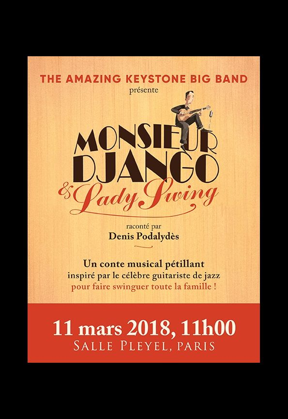 Monsieur Django & Lady Swing